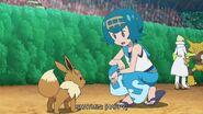Pokemon Sun & Moon Episode 129 0816