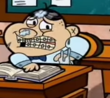 "Sperg(Billy Gets an ""A"" Timeline)"
