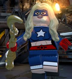Courtney Whitmore(Stargirl) (Lego Universe)