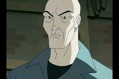 Future Charles Xavier(Professor X)