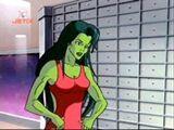 Jennifer Susan Walters(She-Hulk)
