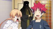 Food Wars! Shokugeki no Soma Season 3 Episode 19 1005
