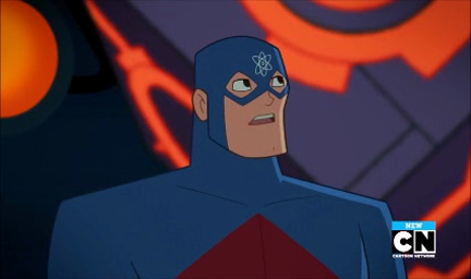Professor Ray Palmer(The Atom) (Justice League Action)