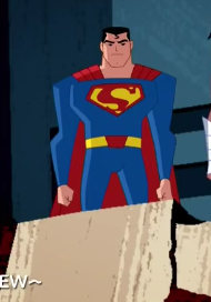 Kal-El(Superman) (Justice League Action)