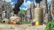 Dr. Stone Season 2 Stone Wars Episode 11 0867