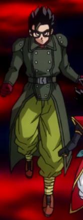 Gohan Son(The Great Saiyaman) (GT Universe)