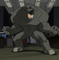 Alexander O'Hirn (Rhino) (Earth-26496)