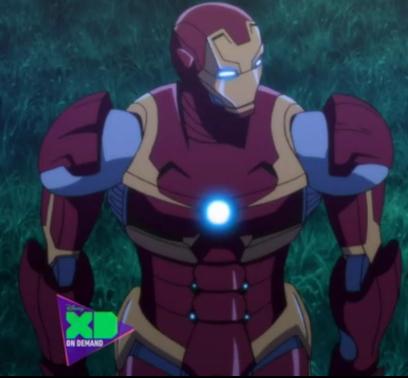 """Anthony """"Tony"""" Stark(Iron Man) (Earth-TRN642)"""