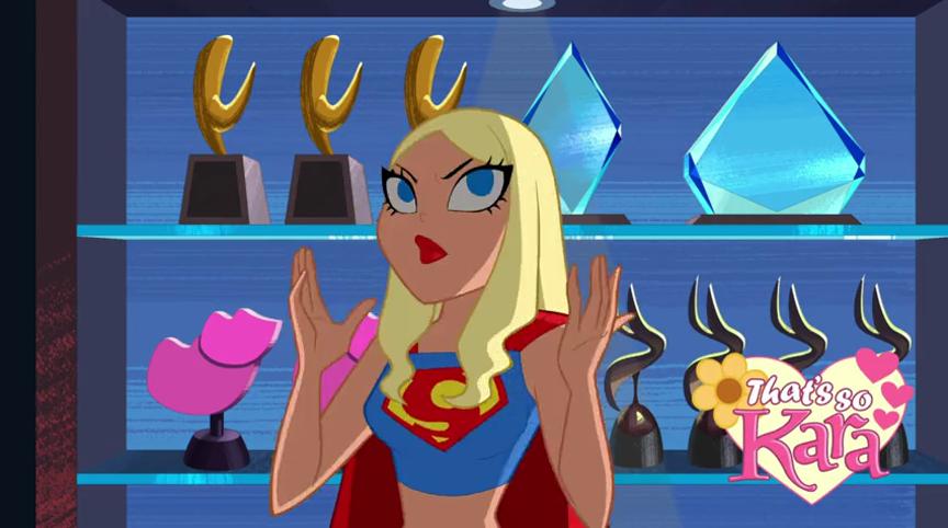 Kara Zor-El(Supergirl) (Justice League Action)
