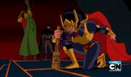 Justice League Action Women (610)