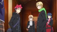 Food Wars! Shokugeki no Soma Season 3 Episode 15 0946