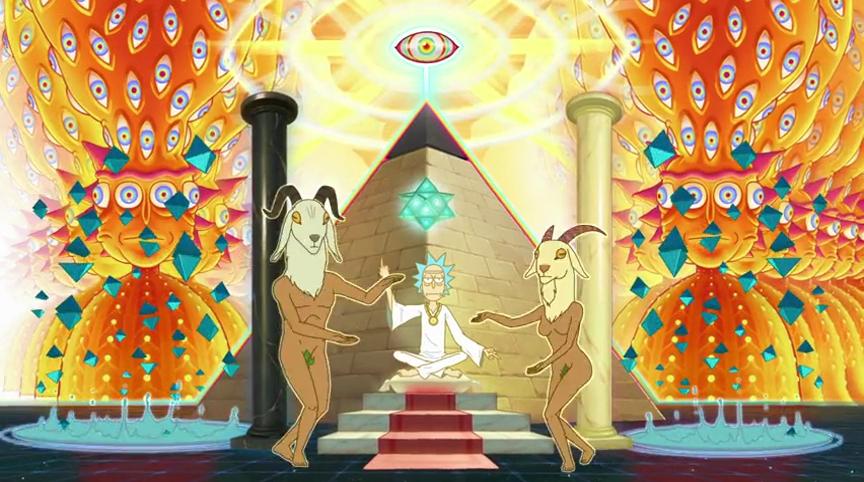 Spiritual Leader Rick