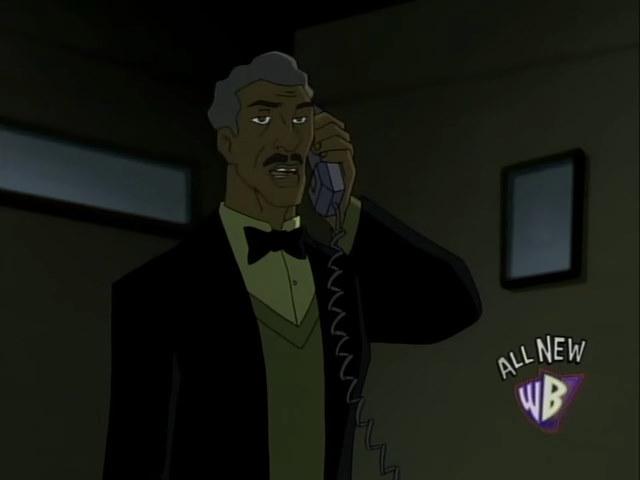 Lucius Fox (The Batman Universe)