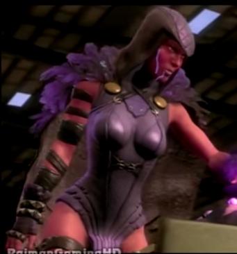 Raven (Earth One Universe)