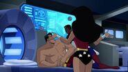 Justice League vs the Fatal Five 1221