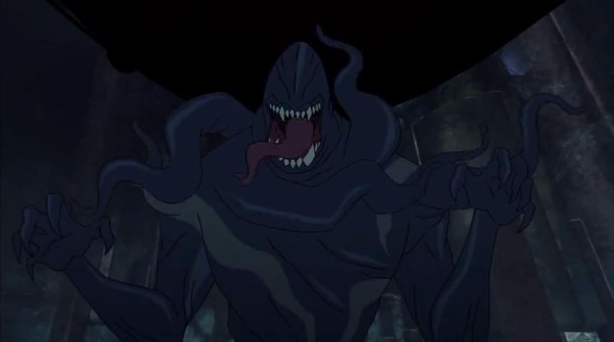 Gamora's Symbiote