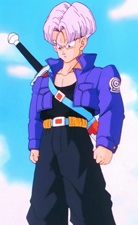 Future Trunks Briefs