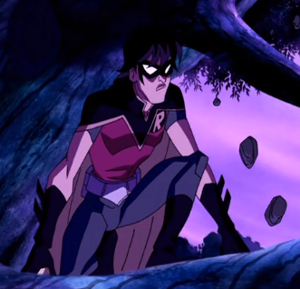 Dick Grayson (Robin) (Trapped in Time)