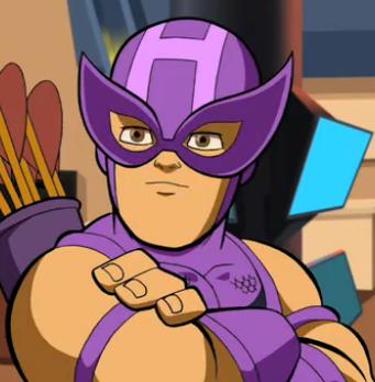 Clint Barton(Hawkeye) (Earth-91119)