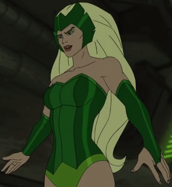 Amora the Enchantress (Earth-12041)