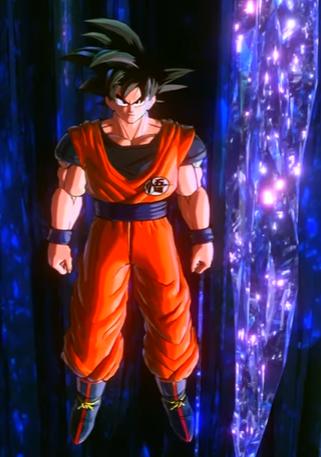 Goku Son(Xenoverse Timeline)