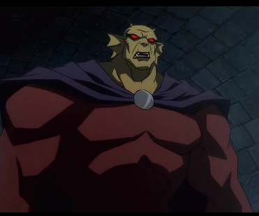 Etrigan the Demon(Flashpoint Paradox)