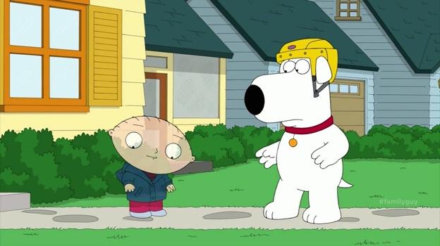 Stewie Griffin(Brian Dies Timeline)