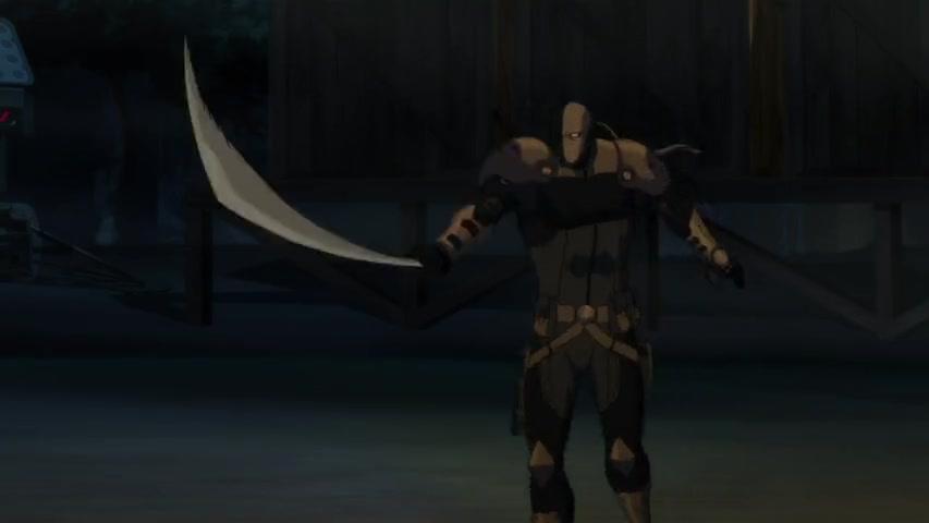 Slade Wilson(Deathstroke) (Earth 16)