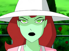 Dr. Pamela Lillian Isley(Poison Ivy) (Justice Lords Universe)