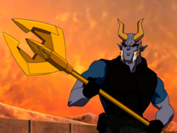Blue Devil(Earth-16)