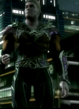 Arthur Curry(Aquaman) (Injustice: Gods Among Us)