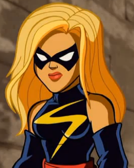 Carol Danvers (Ms. Marvel) (Earth-91119)