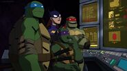 Batman vs TMNT 3055