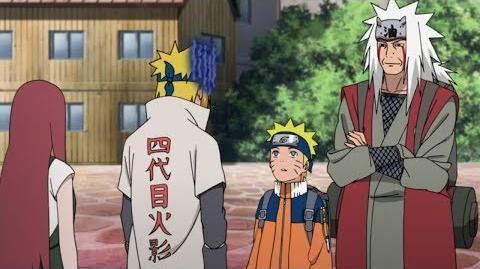 "If Minato ''Hokage"" Was Alive & Coup D'etat Hadn't Happened - English Subbed - Naruto Shippuden"