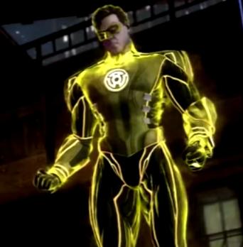 Hal Jordan(Sinestro Corps)