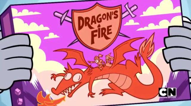Dragon's Fire Dimension