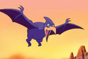 Pterodactyl (Scooby-Doo and the Cyber Chase)