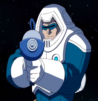 Captain Cold(Trapped in Time)