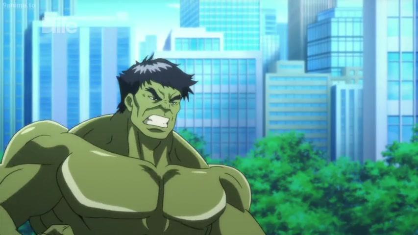 Dr. Bruce Banner(Hulk) (Marvels Future Avengers)