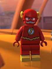 Barry Allen(Flash) (Lego Universe)