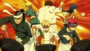 Food Wars Shokugeki no Soma Season 3 Episode 4 0917