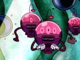 Three-Eyed Crab Alien
