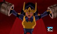 Justice League Action Women (595)