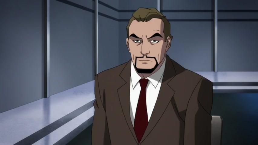G. Gordon Godfrey (New 52)