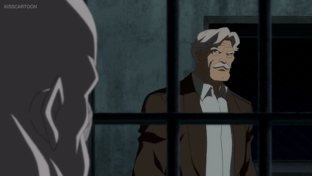 James W. Gordon(Batman: The Dark Knight)