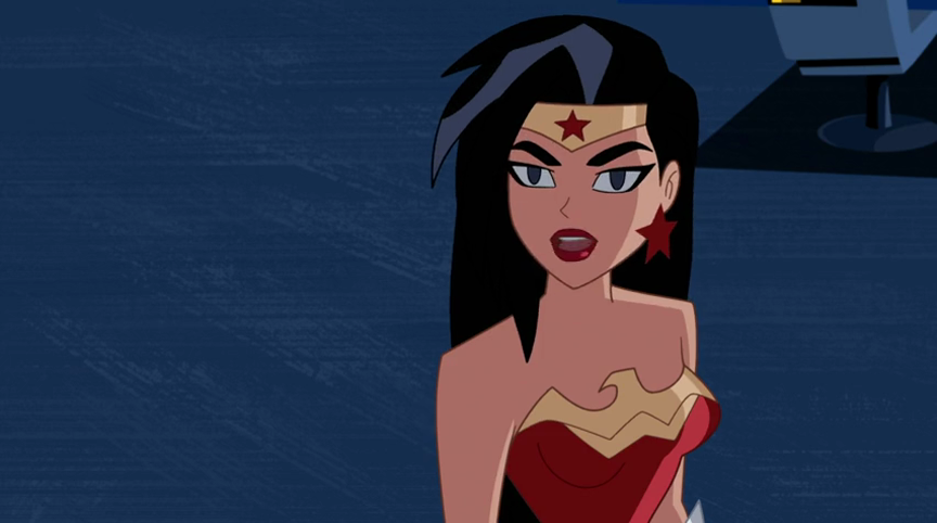 Diana Prince(Wonder Woman) (She Wore Red Velvet)