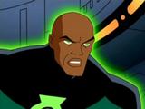 John Stewart(Green Lantern) (Justice Lord)