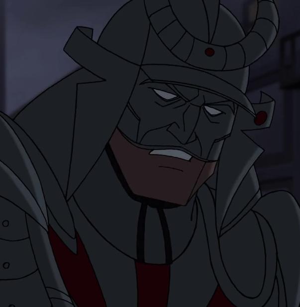Keniuchio Harada(Silver Samurai) (Earth-8096)