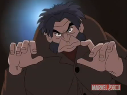 Jason Wyngarde(Mastermind)
