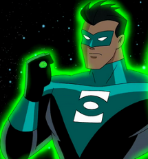 Kyle Rayner(Green Lantern)